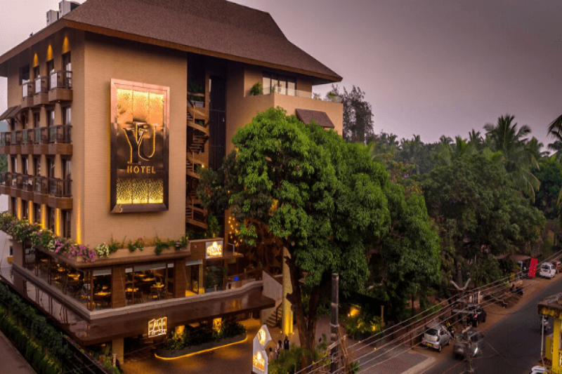 It'S All About YOU As YU Hotel Brings Its International Restaurants To Goa