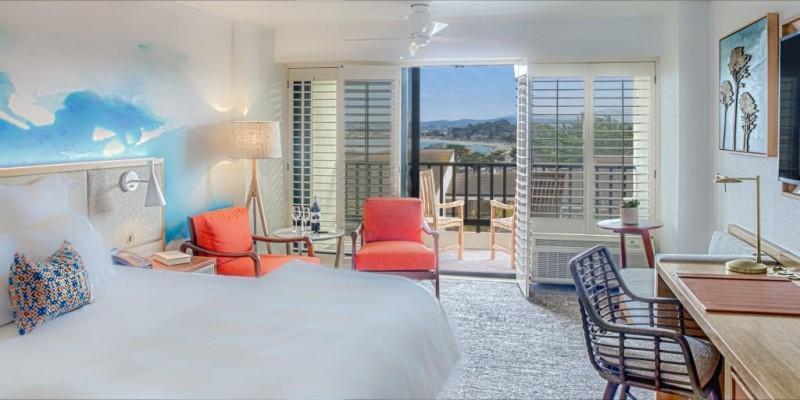 Portola Hotel Spa reopens after multimillion dollar renovation
