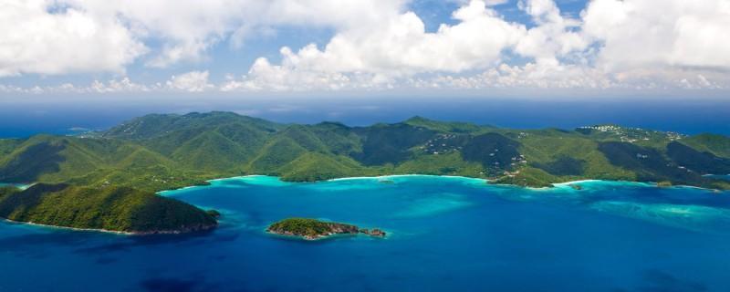 USVI Number One Caribbean Travel Destination in 2021