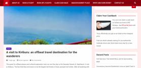 A visit to Kiriburu: an offbeat travel destination for the wanderers