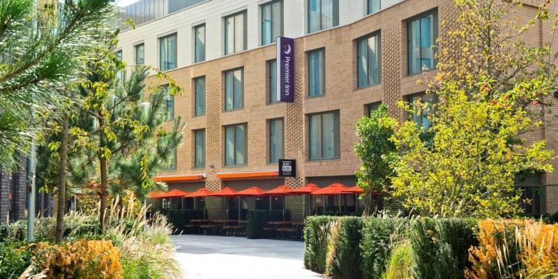 Whitbread celebrates opening of 247-room Premier Inn