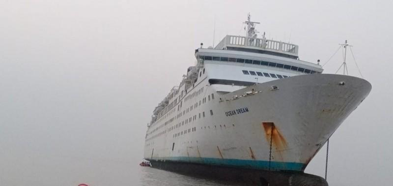 Former Carnival Cruise Line Ship Scrapped in India