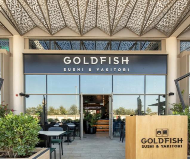 Sunset Hospitality Group launches Goldfish Sushi & Yakitori