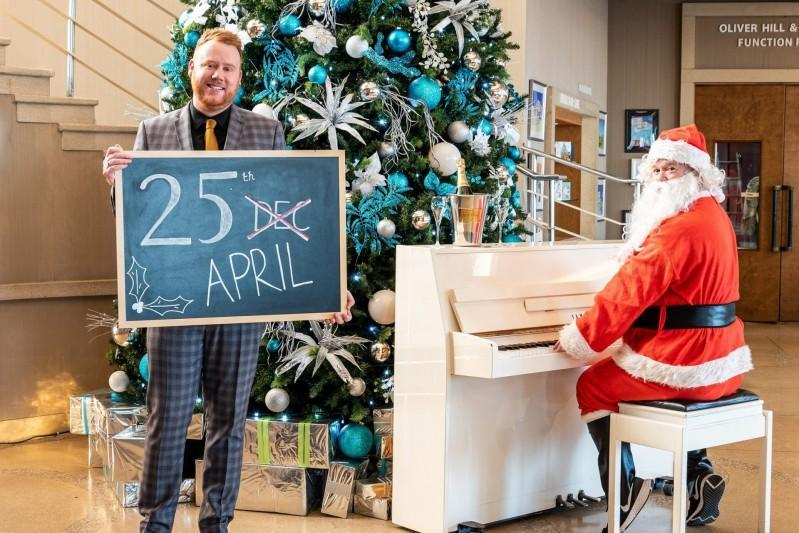 Lancashire hotel to host re-run of Christmas in the spring