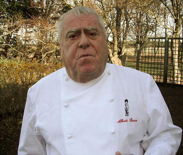 Industry pays tribute to Albert Roux OBE