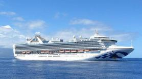 Carnival Princess HAL cancel sailings through March and beyond