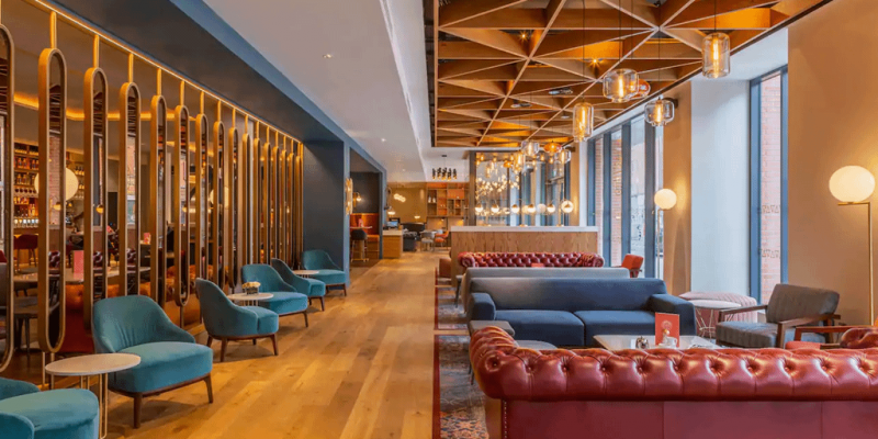 Design concept: Hyatt Centric The Liberties Dublin