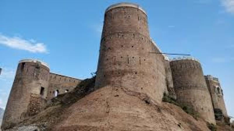 Bhim Garh Fort in Reasi district fails attracting tourists even after spending crores on its renovation
