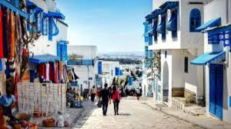 Tunisia's tourism revenue declines by 65% in 2020 compared to 2019