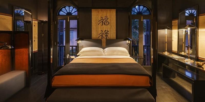 Stylish Singapore hotel relaunches under Anouska Hempel's signature