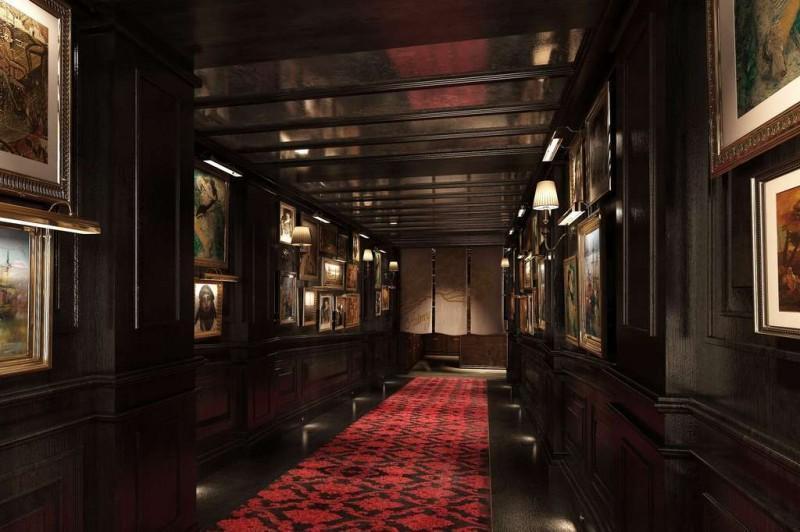 New Club Lounge And Dining Facilities At Mandarin Oriental, Hong Kong
