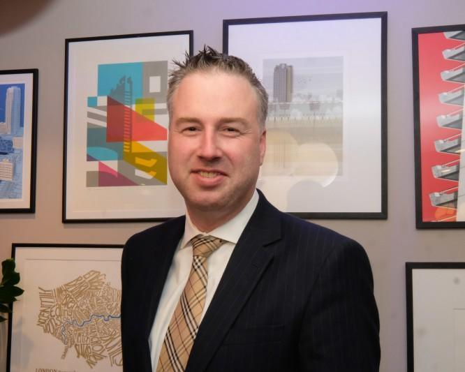 GETTING TO KNOW: Mark Hardy, GM, The Cavendish
