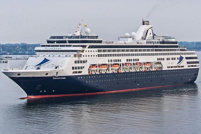 Vasco Da Gama to Sail Under Nicko Cruises