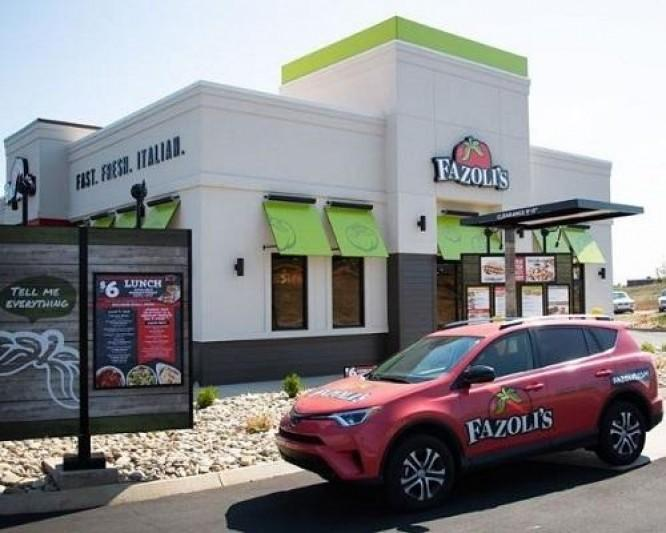 Fazoli's Prepares to Roll Out Wings Systemwide