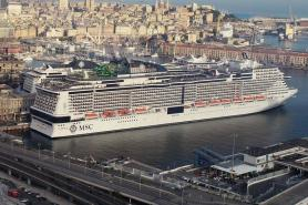 MSC To Cruise Again on January 24