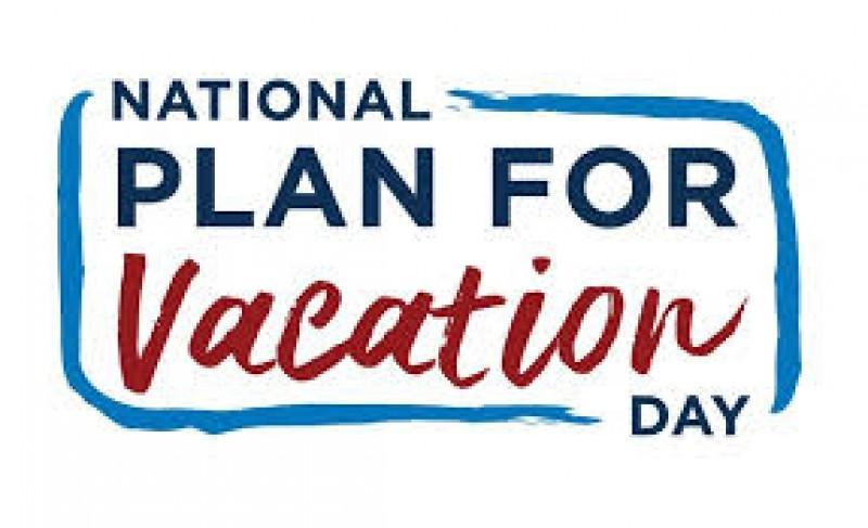 National Plan for Vacation Day Arrives Not a Moment Too Soon