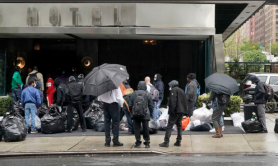 Not all NYC's homeless entitled to hotel rooms during COVID pandemic: judge