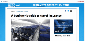 A beginner's guide to travel insurance