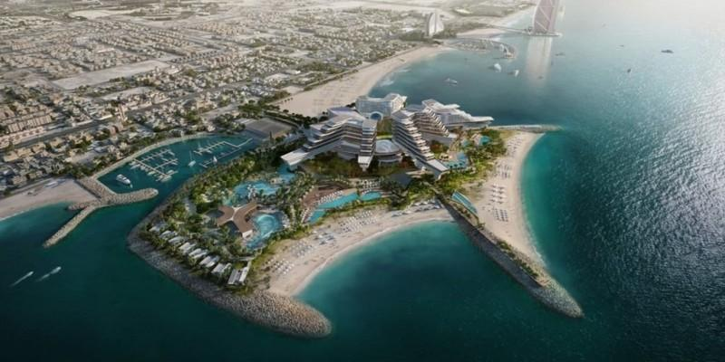 City overview: Over 150 new hotels on their way in Dubai Infographic