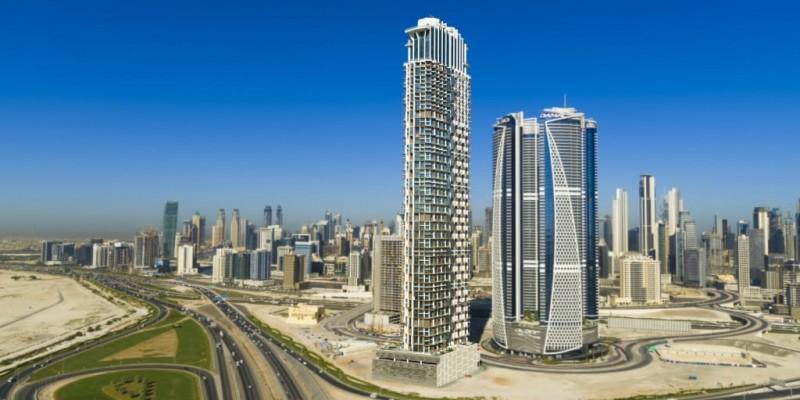 Landmark 75-storey skyscraper set to open in Dubai [Infographic]