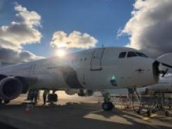 APOC Aviation strike landing gear exchange deal with Avion Express Malta