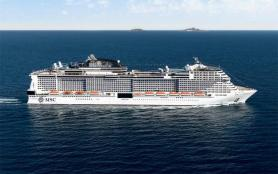 MSC Cruises Extends U.S. Pause Through April 2021