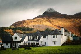 Crerar Hotels invests £500k into developing 'boutique experience' at Glencoe Inn