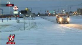Afternoon snow expected to restrict travel