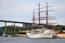 Sea Cloud to Start Cruising in May