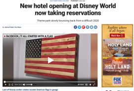 New hotel opening at Disney World now taking reservations