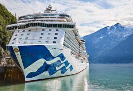 Princess Cancels Select Alaska and Canada/NE Cruises