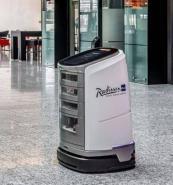 Radisson Blu Hotel Zurich launches new robot assistant