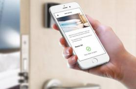 LoungeUp Launches Mobile Key Tech