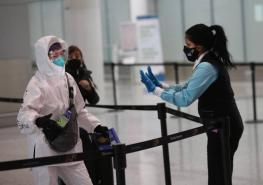 Today's coronavirus news: Arrivals at Pearson airport shrug off hotel quarantine; More new cases of variants among Toronto's homeless; Toronto cancels outdoor events until July; Ontario announces vacc
