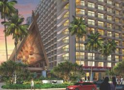 Outrigger Reef Waikiki Beach Resort Completes $80 Million Revitalization