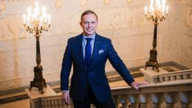 Richard Raab Named General Manager for the Four Seasons Hotel Lion Palace St. Petersburg