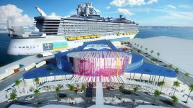 Royal Caribbean plans Allure of the Seas homeport in Texas, this time for 2022