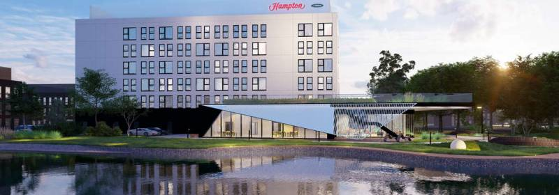 Hampton By Hilton Tarnowo Podgórne Will Open In Late 2023 In Poland