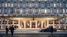 Rosewood Hotels & Resorts Debuts New Details and Official Name of Mayfair Property