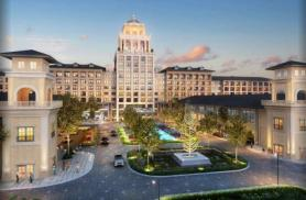 New Sapphire Bay Resort, a Destination Hotel, Will Anchor New $1 Billion Mixed-Use Community in Rowlett, Texas