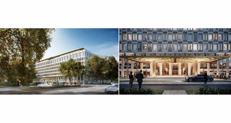 Rosewood to open new Mayfair hotel in 2024