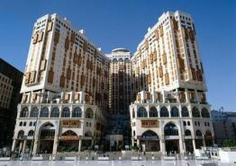 Makkah landmark hotel developer swings to loss after pilgrim numbers plummet