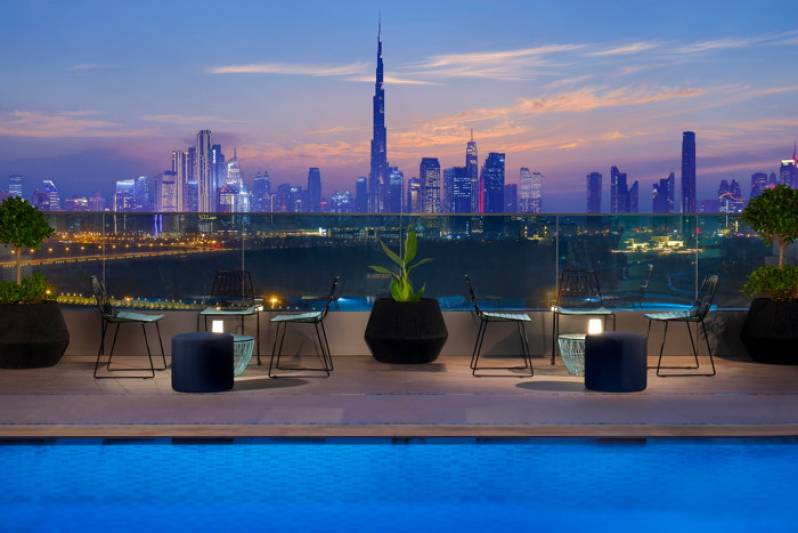 Residence Inn by Marriott Announces the Opening of Its First Hotel in the United Arab Emirates (UAE)