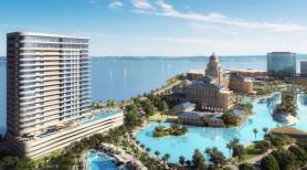 Sapphire Bay Resort to Anchor $1 Billion Mixed-Use Community in Texas
