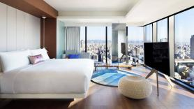 W Hotels opens its first outpost in Japan