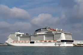 When MSC Cruises Ships May Sail Next