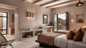 New boutique hotel in the Cyclades