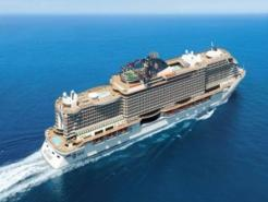 MSC Virtuosa set to debut in the UK this summer