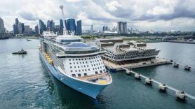 The Quantum of the Seas' extended stay in Singapore just got longer