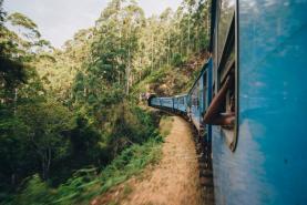 Getting around in Sri Lanka